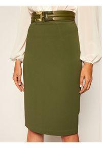 Zielona spódnica Elisabetta Franchi