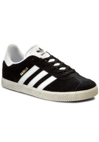 Czarne półbuty Adidas