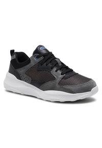 Geox Sneakersy U Allenio A U15AZA 014PT C0043 Czarny. Kolor: czarny