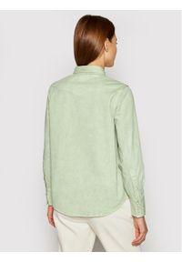Zielona koszula Wrangler