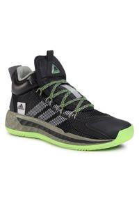 Buty treningowe Adidas z cholewką
