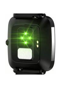 Czarny zegarek Bemi casualowy
