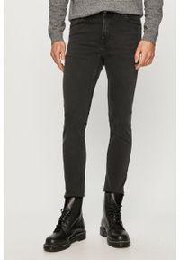 Szare jeansy Dr. Denim