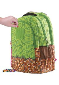 Pixie Crew plecak szkolny Minecraft