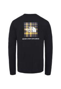 Złota koszulka sportowa The North Face