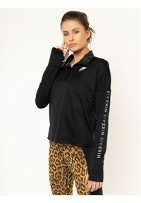 Czarna bluza sportowa Nike do biegania