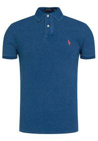 Niebieska koszulka polo Polo Ralph Lauren polo #5