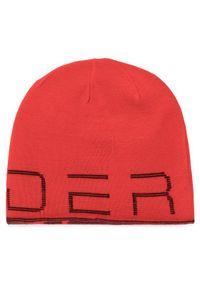 Czerwona czapka Spyder