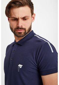Koszulka polo Ice Play polo, sportowa, z nadrukiem