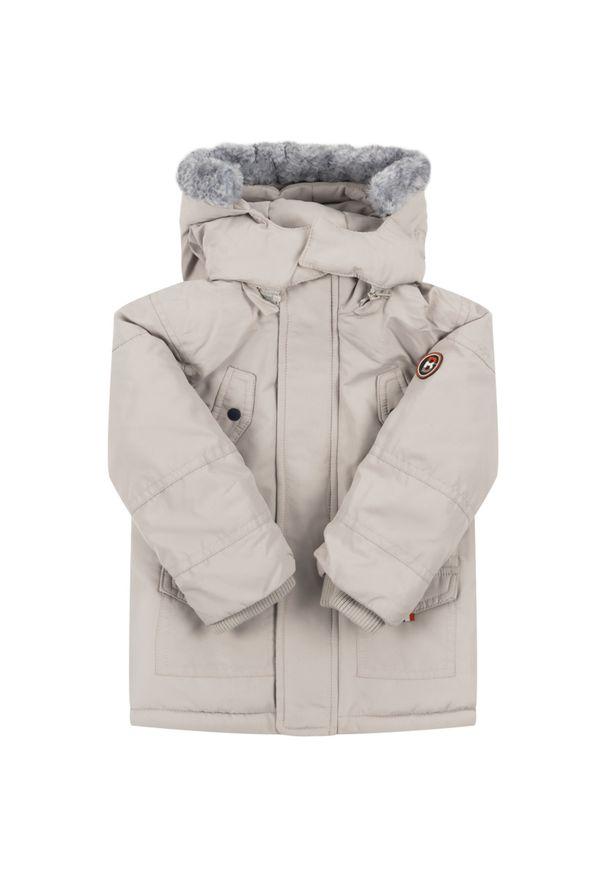Szara kurtka zimowa Mayoral
