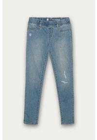 Niebieskie jeansy GAP