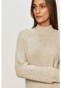 Szary sweter Noisy may z długim rękawem, na co dzień, casualowy