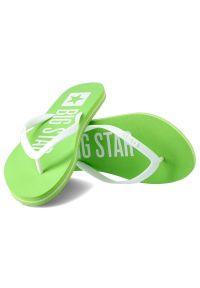 Big-Star - Japonki BIG STAR FF274A316 J.zielony. Kolor: zielony #9