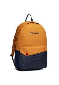 Pomarańczowy plecak Berghaus