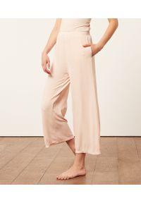 Sailor Spodnie Od Piżamy 7/8 - Różowy - Etam. Kolor: różowy