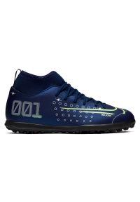 Buty piłkarskie turfy dla dzieci Nike Mercurial Superfly 7 Club MDS TF BQ5416. Materiał: skóra, syntetyk, materiał. Szerokość cholewki: normalna. Sezon: zima. Sport: piłka nożna