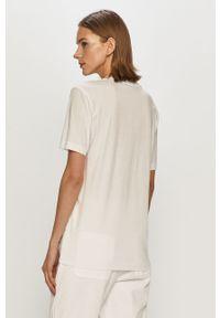 Biała bluzka Undiz casualowa, na co dzień