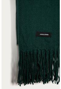 Zielony szalik Jack & Jones
