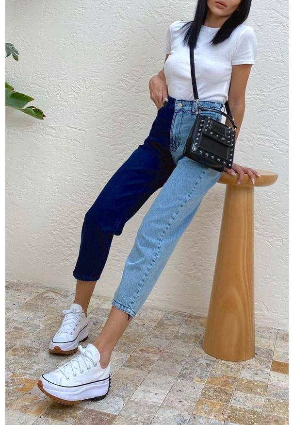 Niebieskie jeansy IVET na co dzień, casualowe