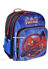 Patio Plecak Szkolny SpiderMan Spider-Man A4 Licencja. Wzór: motyw z bajki