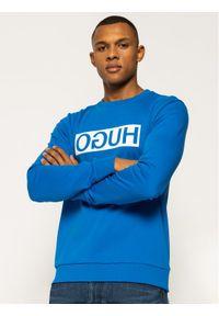 Niebieska bluza Hugo