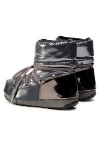 Srebrne śniegowce Moon Boot #7