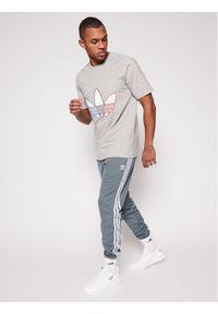 Szary t-shirt Adidas