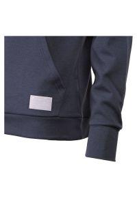 Bluza męska bawełniana Energetics Alvar 410938. Typ kołnierza: kaptur. Materiał: bawełna. Sport: fitness