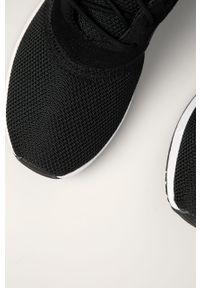 Czarne sneakersy adidas Originals Adidas X_plr, na sznurówki