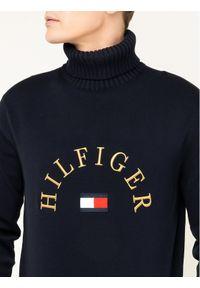 Niebieski golf TOMMY HILFIGER