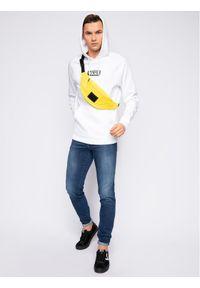 Vans Bluza Versa Standard VN0A49SNWHT1 Biały Regular Fit. Kolor: biały