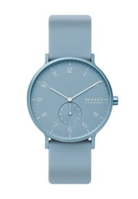 Niebieski zegarek Skagen