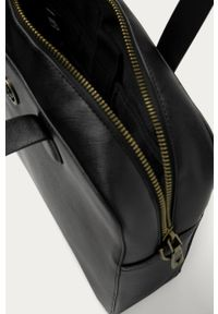 Czarna torba Guess Jeans biznesowa