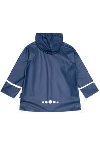 Playshoes Kurtka przeciwdeszczowa 408638 D Granatowy Regular Fit. Kolor: niebieski