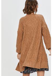 Sweter rozpinany Answear Lab wakacyjny, na co dzień