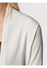 Morgan Kardigan 211-MCAPS Biały Regular Fit. Kolor: biały