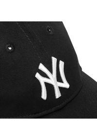New Era - Czapka z daszkiem NEW ERA - League Essential In 12051995 Czarny. Kolor: czarny. Materiał: bawełna, materiał