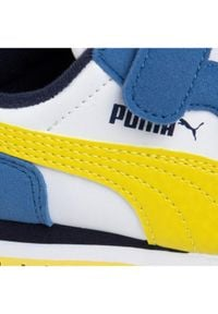 Puma Sneakersy Cabana Racer Sl V Ps 360732 80 Niebieski. Kolor: niebieski