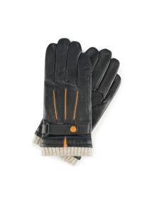 Czarne rękawiczki Wittchen klasyczne