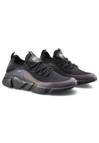 Big-Star - Sneakersy BIG STAR FF274A053 Czarny. Kolor: czarny