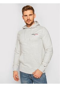 Tommy Jeans Bluza Tommy Chest Graphic DM0DM08730 Beżowy Regular Fit. Kolor: beżowy