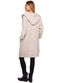 Sweter MOE na co dzień, z długim rękawem