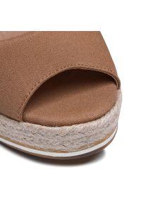 Refresh - Espadryle REFRESH - 72693 Camel. Okazja: na co dzień, na spacer. Kolor: brązowy. Materiał: materiał. Sezon: lato. Styl: casual #5