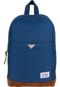 Strigo Plecak szkolny Everyday Basic granatowy (BE13). Kolor: niebieski