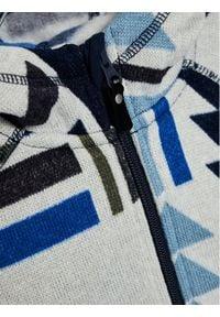 Reima Bluza Northern 536461 Niebieski Regular Fit. Kolor: niebieski #3