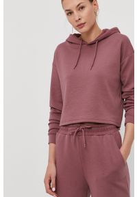 Only Play - Bluza. Kolor: różowy