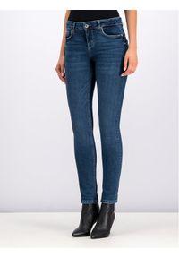 Niebieskie jeansy Silvian Heach