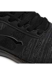 Bagheera - Buty BAGHEERA - Core 86430-2 C0102 Black/Dark Grey. Okazja: na co dzień. Kolor: czarny. Materiał: materiał. Szerokość cholewki: normalna