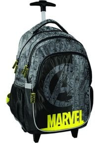 Paso Plecak na kółkach Marvel (ANA-997). Wzór: motyw z bajki