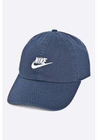Niebieska czapka z daszkiem Nike Sportswear